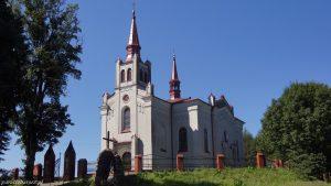 Kościół w Batorzu
