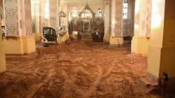 Remont Kościoła w Batorzu