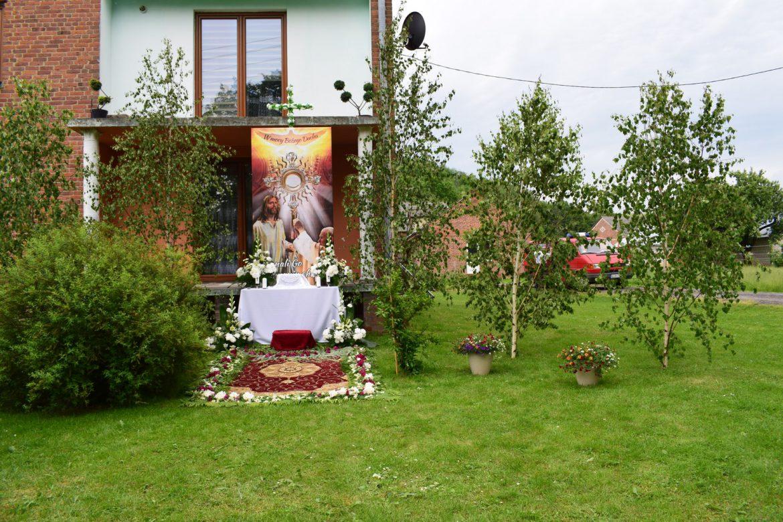 Parafia Batorz - Boże Ciało 2020