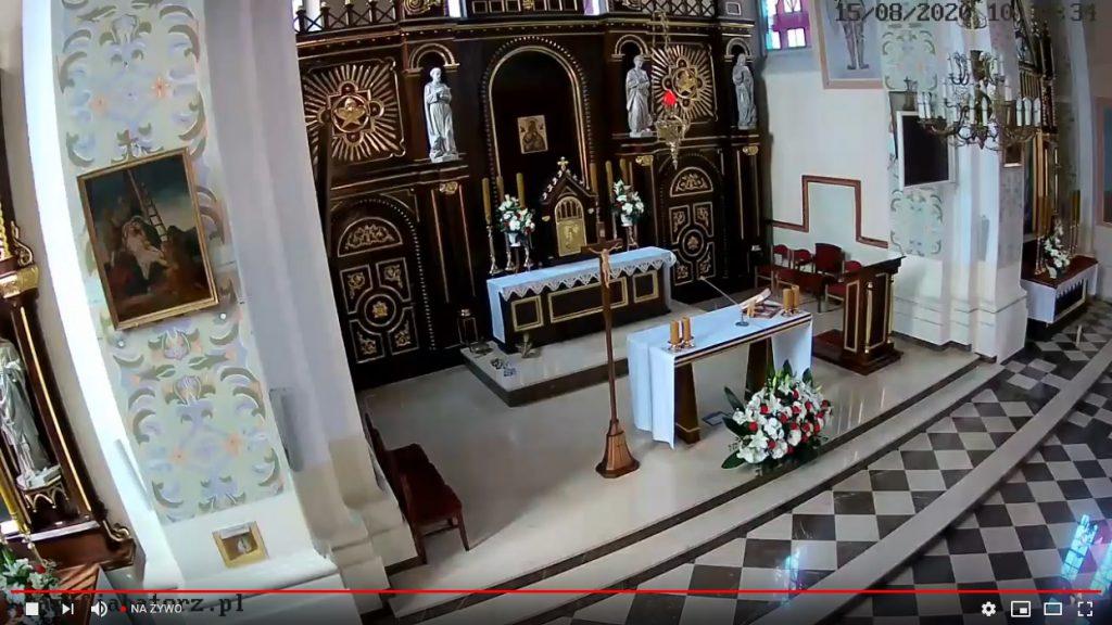 Transmisja - Kościół w Batorzu