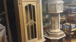 Renowacja Zegara i Chrzcielnicy - Parafia Batorz