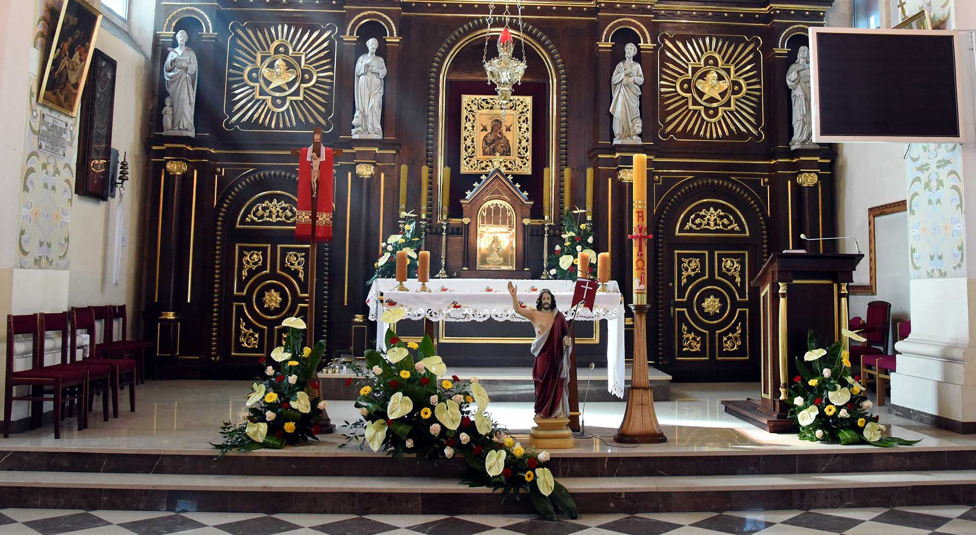 Parafia pw. Świętego Stanisława Biskupa i Męczennika w Batorzu